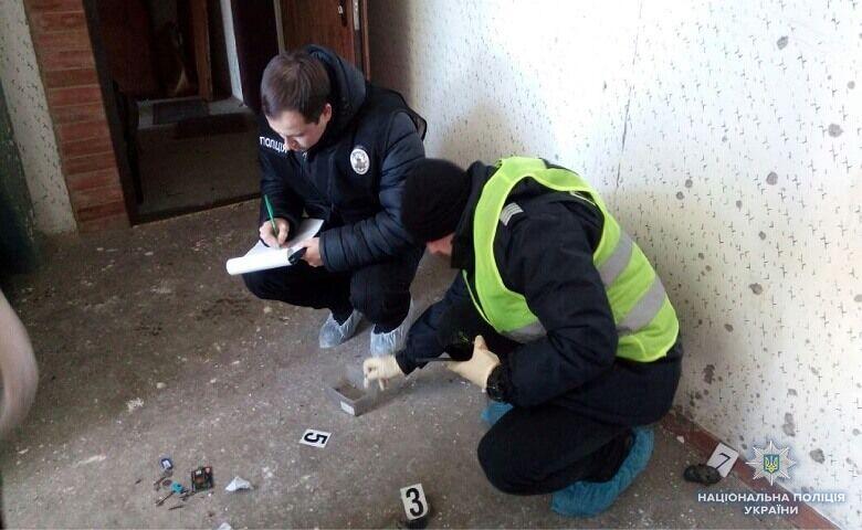 В Киеве в доме на 6-м этаже взорвали гранату