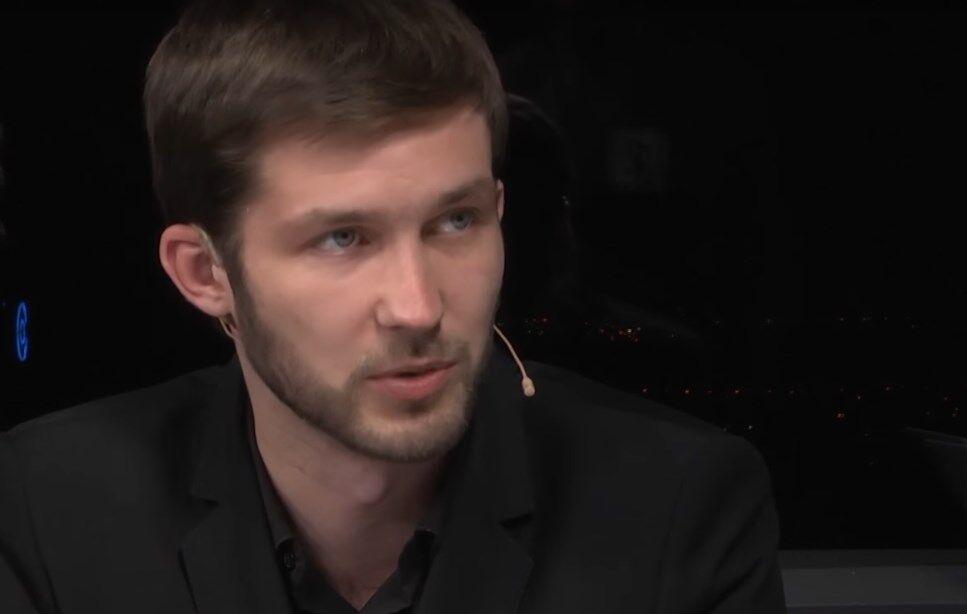 "Координатор проекта ""СтопТерор"" Семен Кабакаєв"
