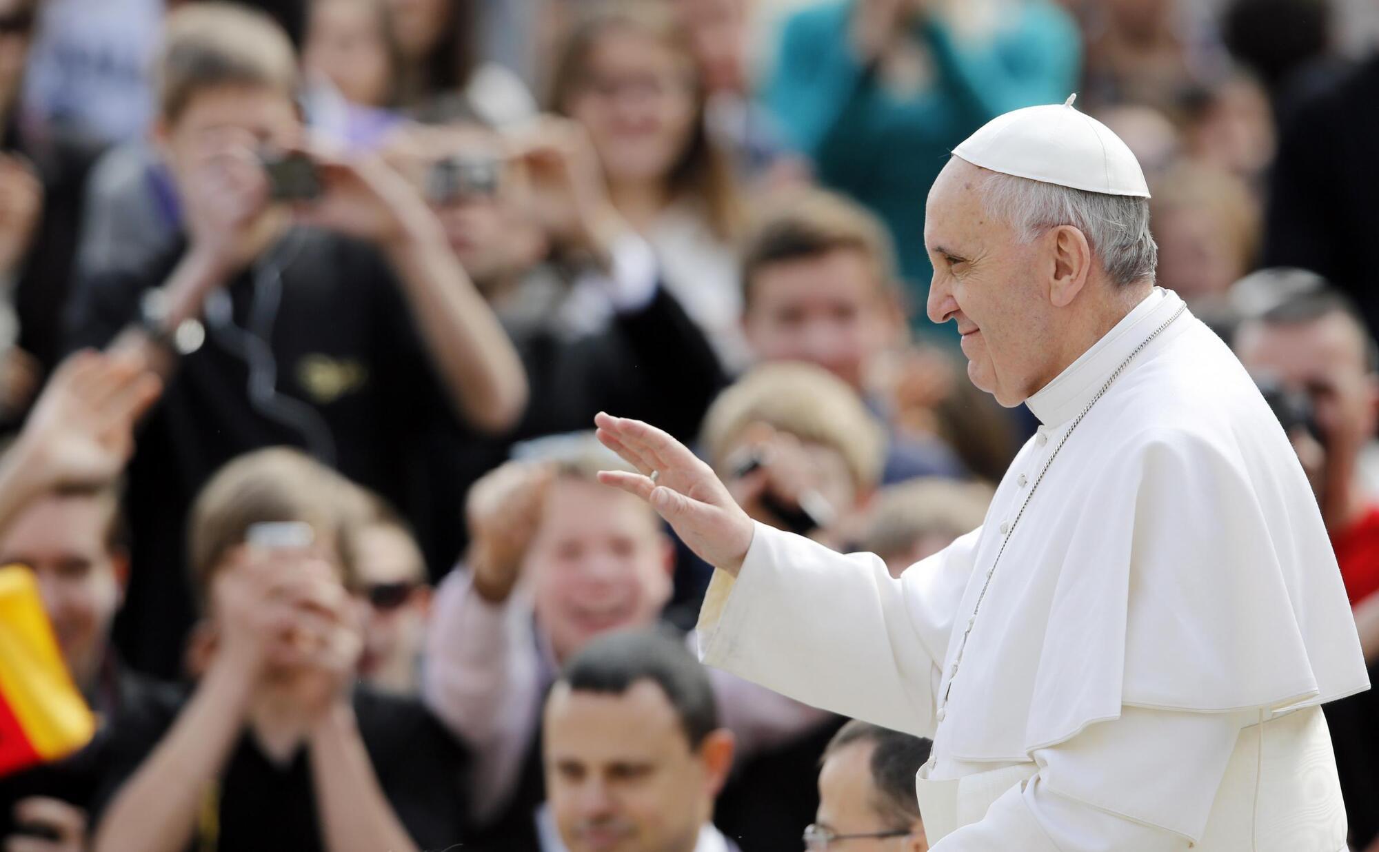 """""""Коли закінчиться війна"""": Франциск запитав про Україну"""