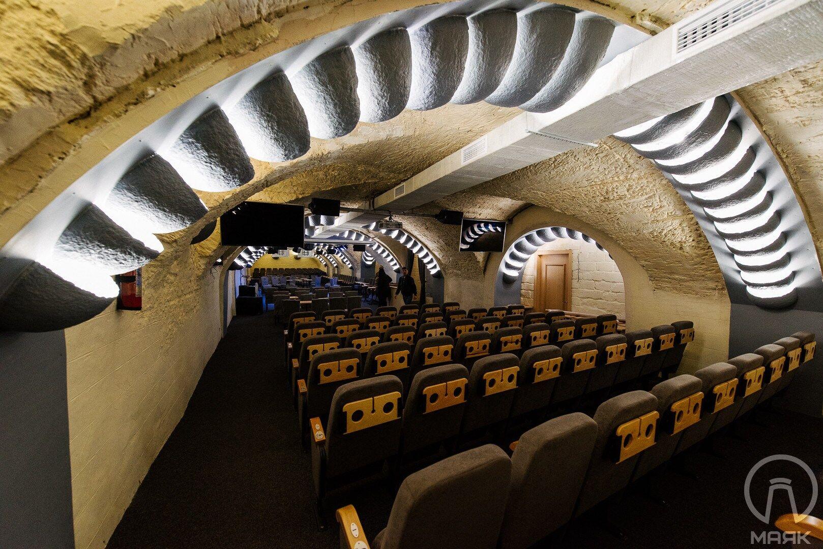 В Одессе открылся концертный зал-трансформер