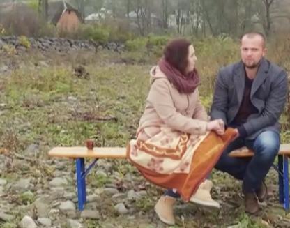 Таня Сирица и Юра Шпилька