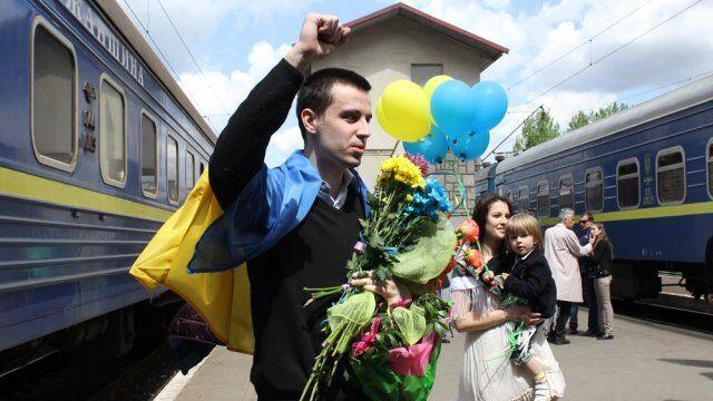 Юрій Яценко повернувся до Львова в травні 2015 року