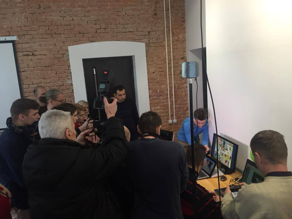 Лаборатория виртуальной реальности: увидеть то, чего нет