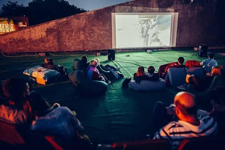 Кіно на даху: у Львові готують майданчик для показів