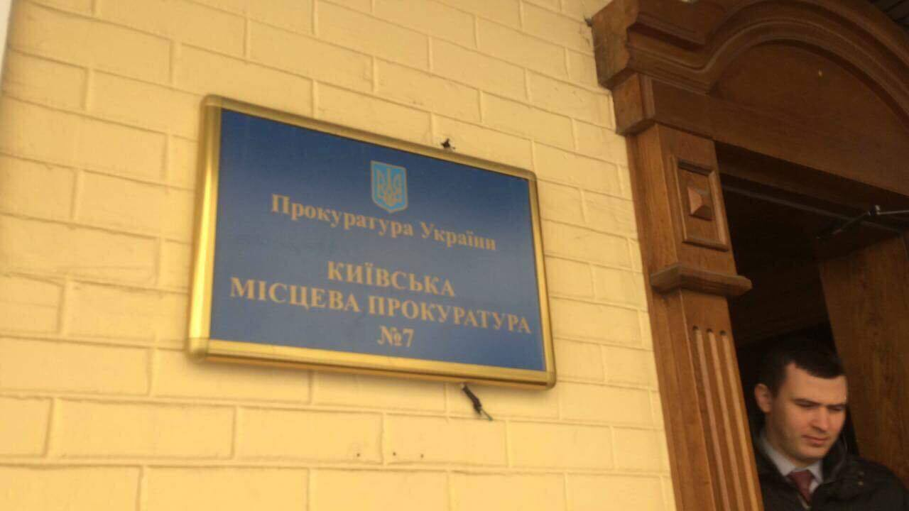 Захват общежития в Киеве: появились детали