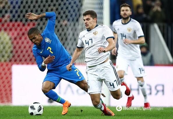 Росія - Бразилія