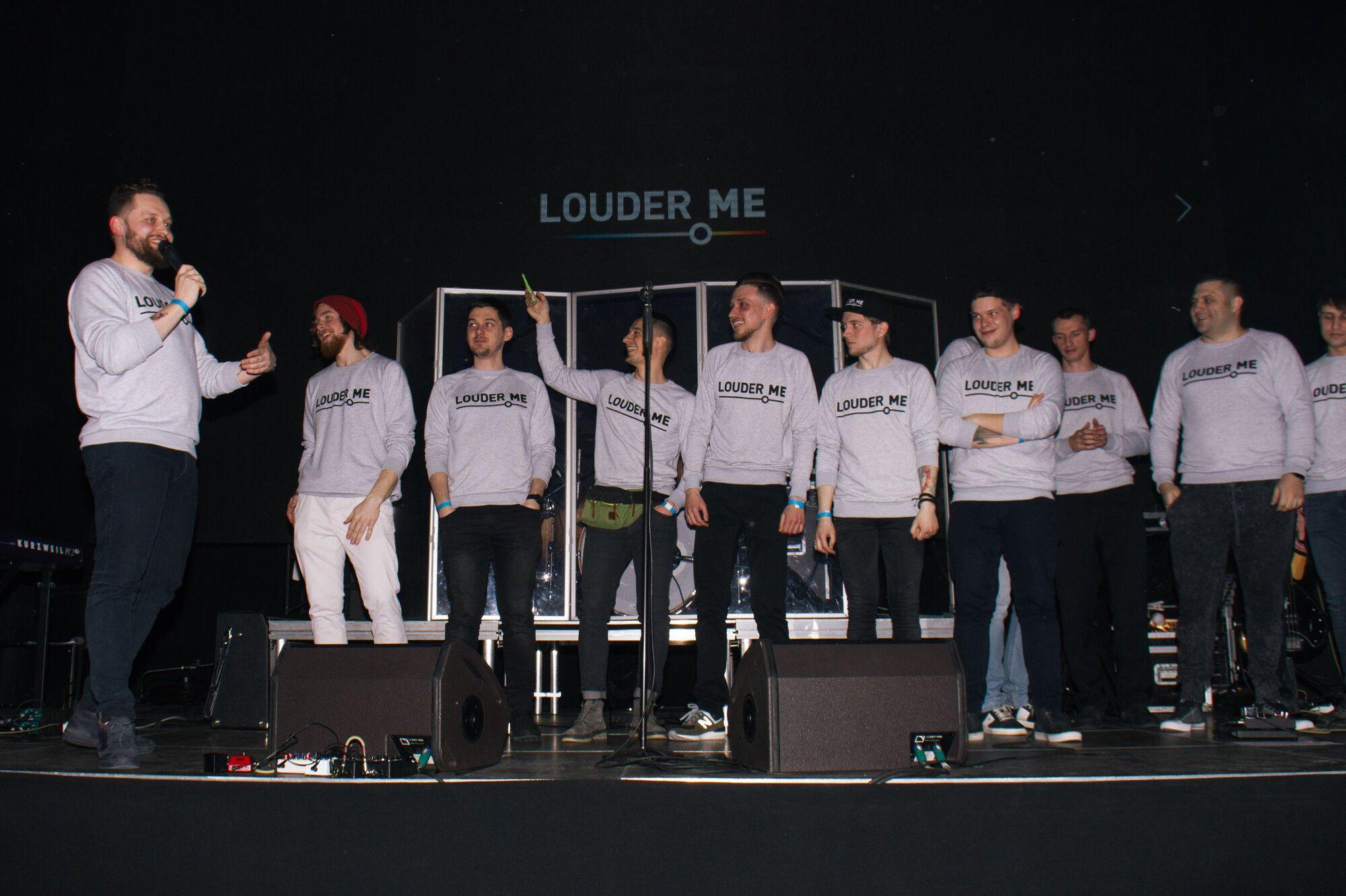 У Києві презентували музичний додаток Louder.me