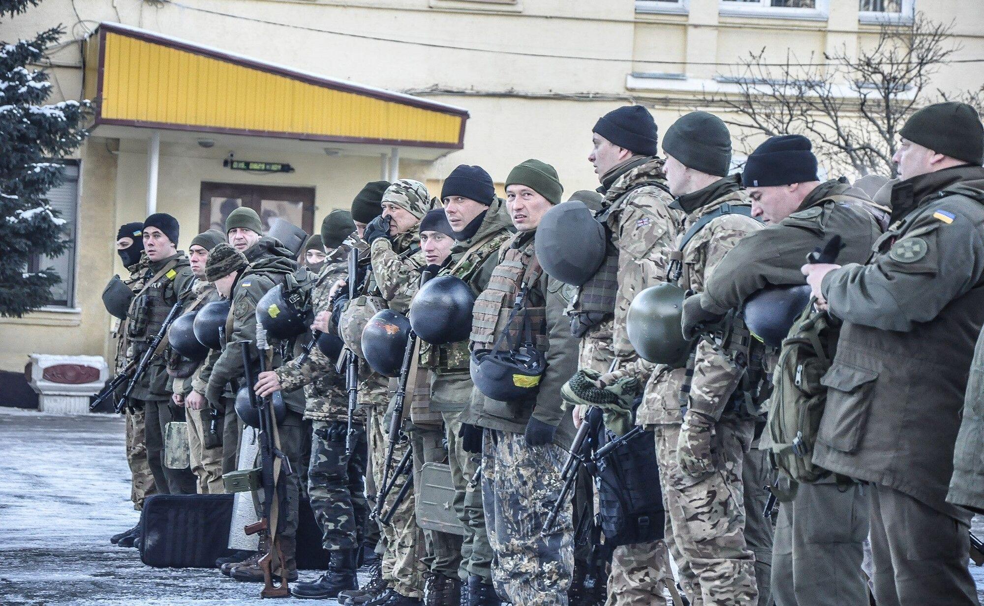 """Мы побывали в аду, но ребята рвутся вперед – комбат """"Майдан"""""""