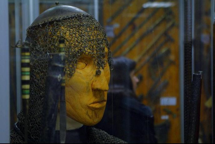 Музей історії зброї в Запоріжжі