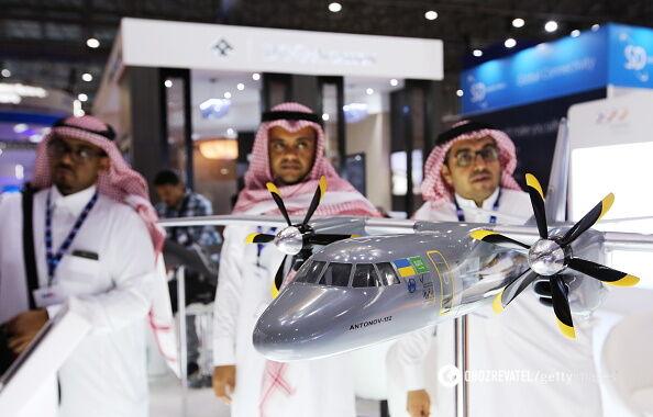 """""""Антонов"""" завершує будівництво авіазаводу в Саудівській Аравії"""