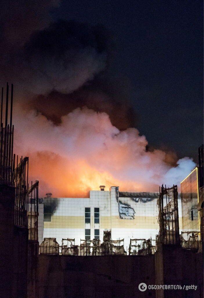 Пожар в Кемерово: стало известно, есть ли среди жертв украинцы