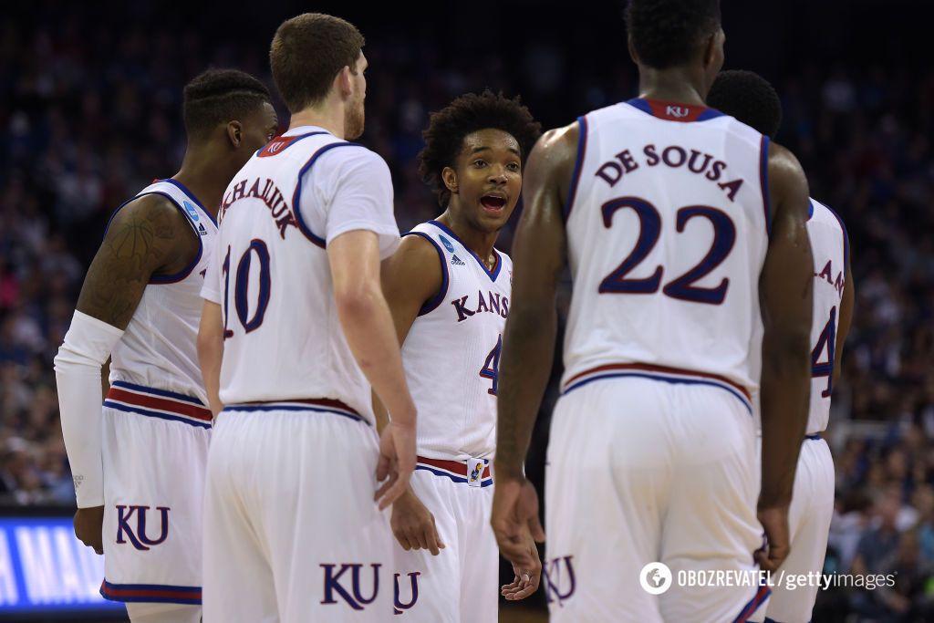 """""""Пишаюся!"""" Михайлюк відреагував на вихід до Фіналу чотирьох NCAA"""