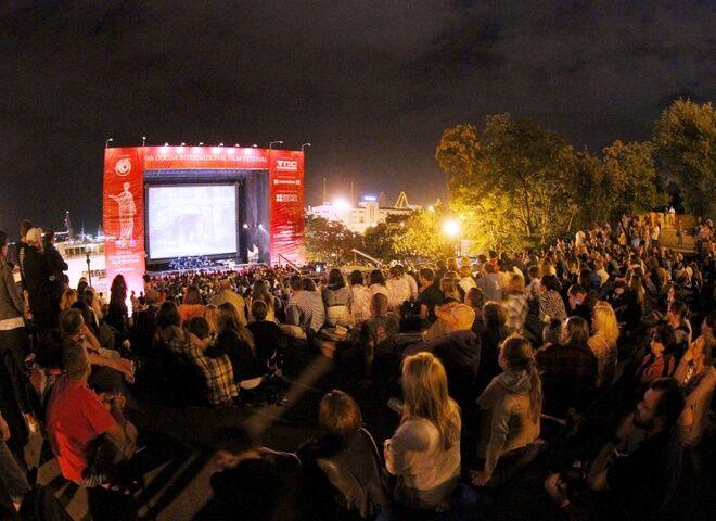 Одесский международный кинофестиваль, 13.07-21.07