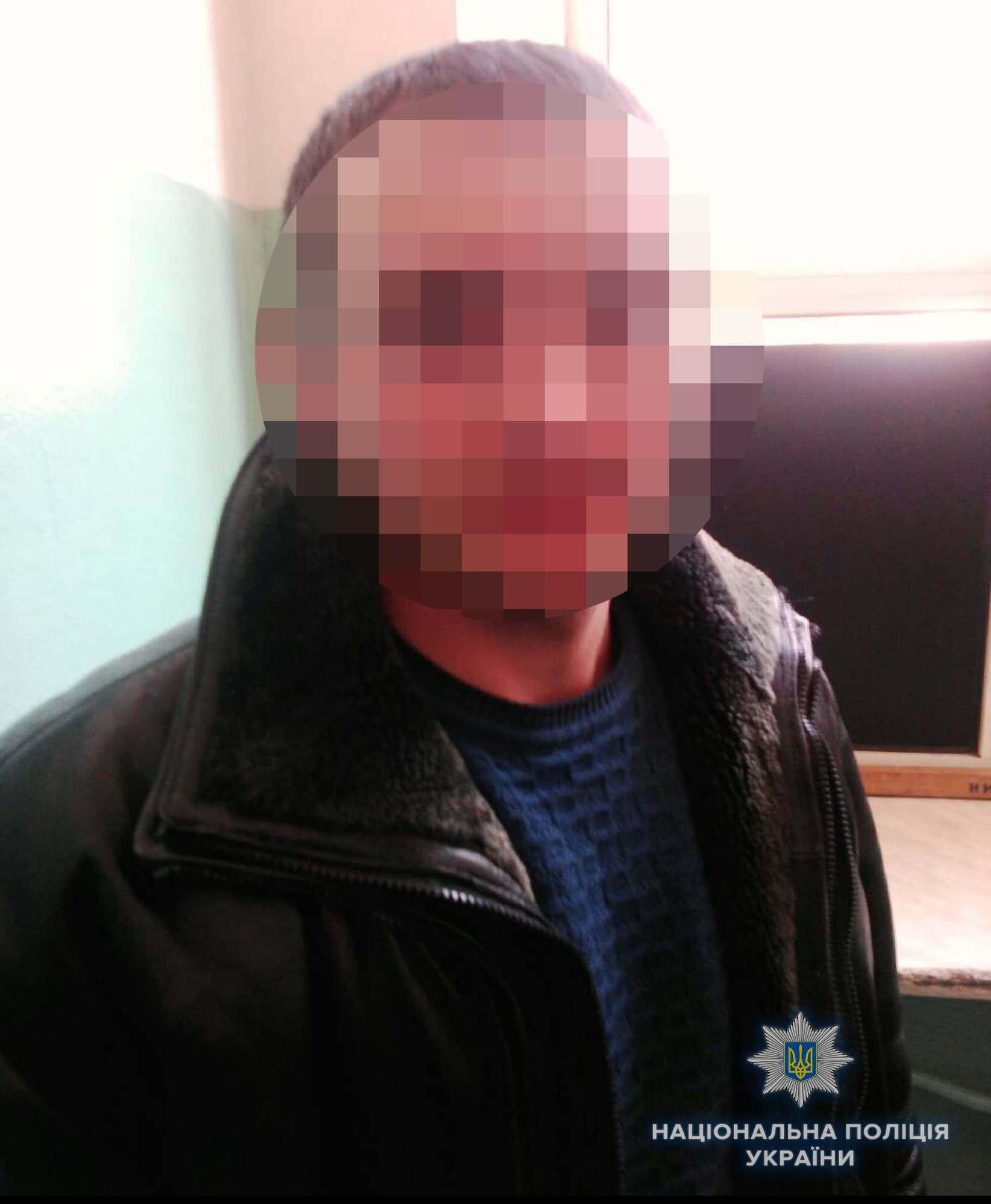 У метро Києва впіймали пасажира з вибухівкою
