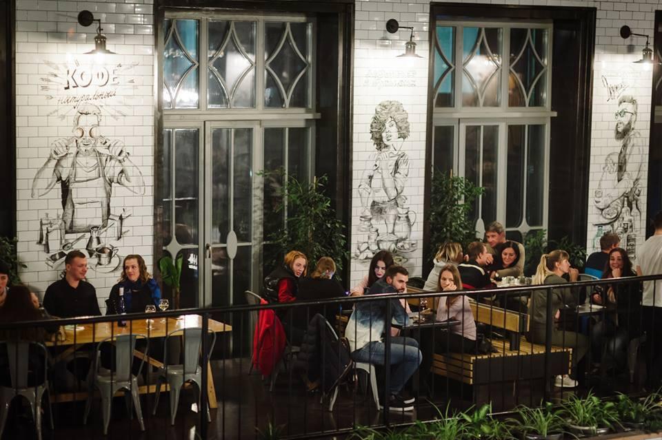 Міський ринок їжі в Одесі