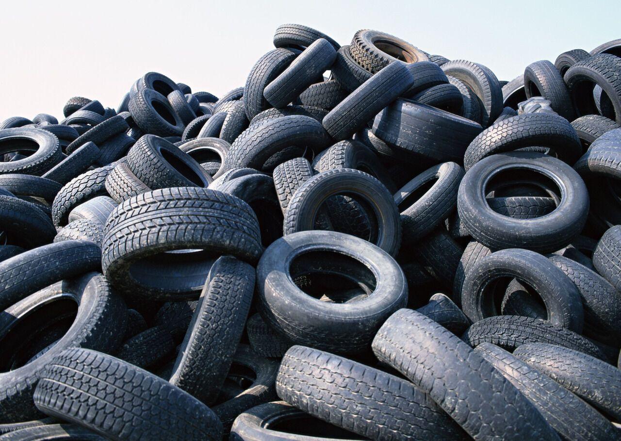 Где утилизировать автомобильные шины в Киеве