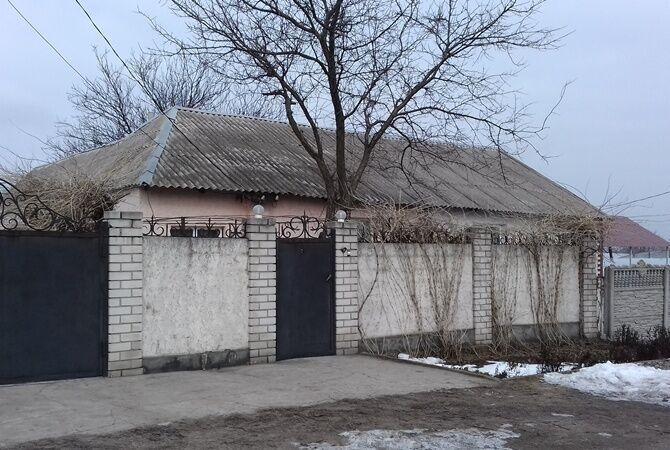 Будинок, в якому сталася трагедія