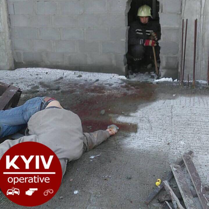 Впав з 21 поверху: в Києві на будівництві розбився хлопець