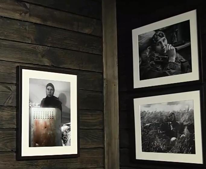 У львівському музеї виставили фотографії Аміни Окуєвої
