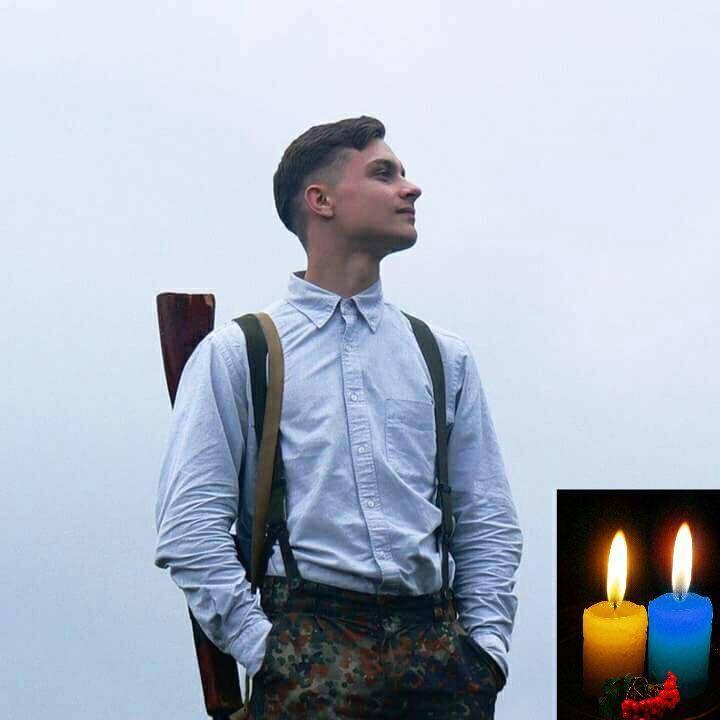 На Донбасі вбили 19-річного захисника України