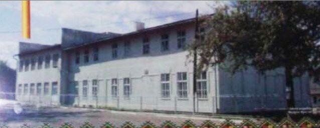 Школа в селе Вербовец, где три недели проучилась маленькая Саша