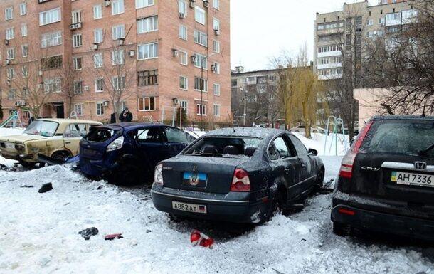 В центре Донецка прогремел мощный взрыв