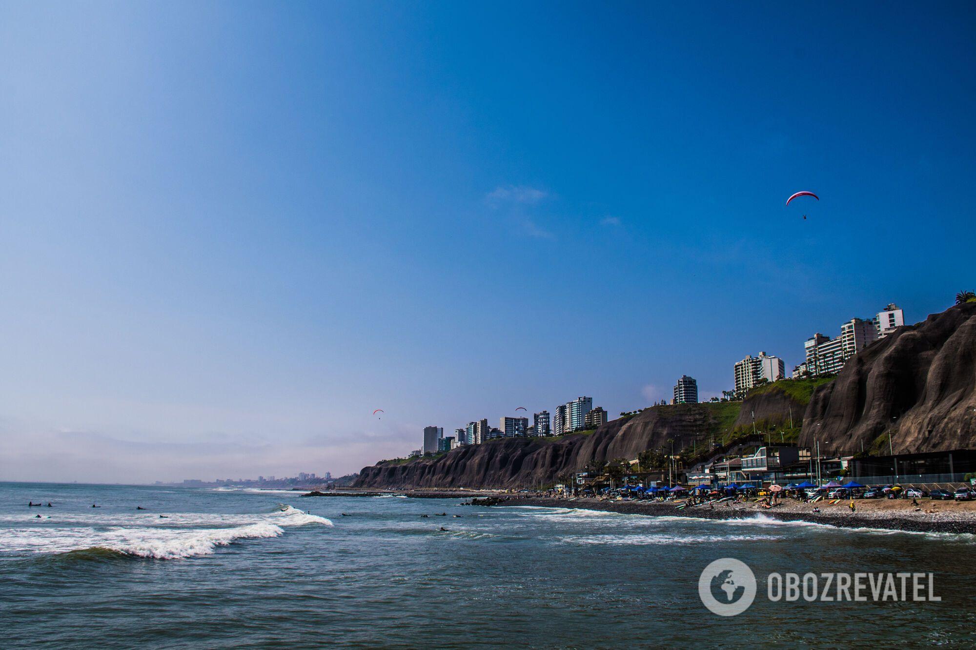 Рай для серферов и гурманов: украинка о невероятном городе в Южной Америке