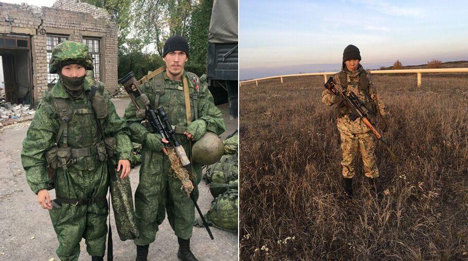 На Донбасі викрили снайперів РФ: що відомо про найманців