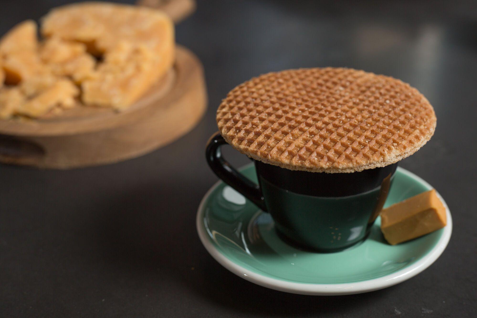Сир і кава: вчимося поєднувати правильно