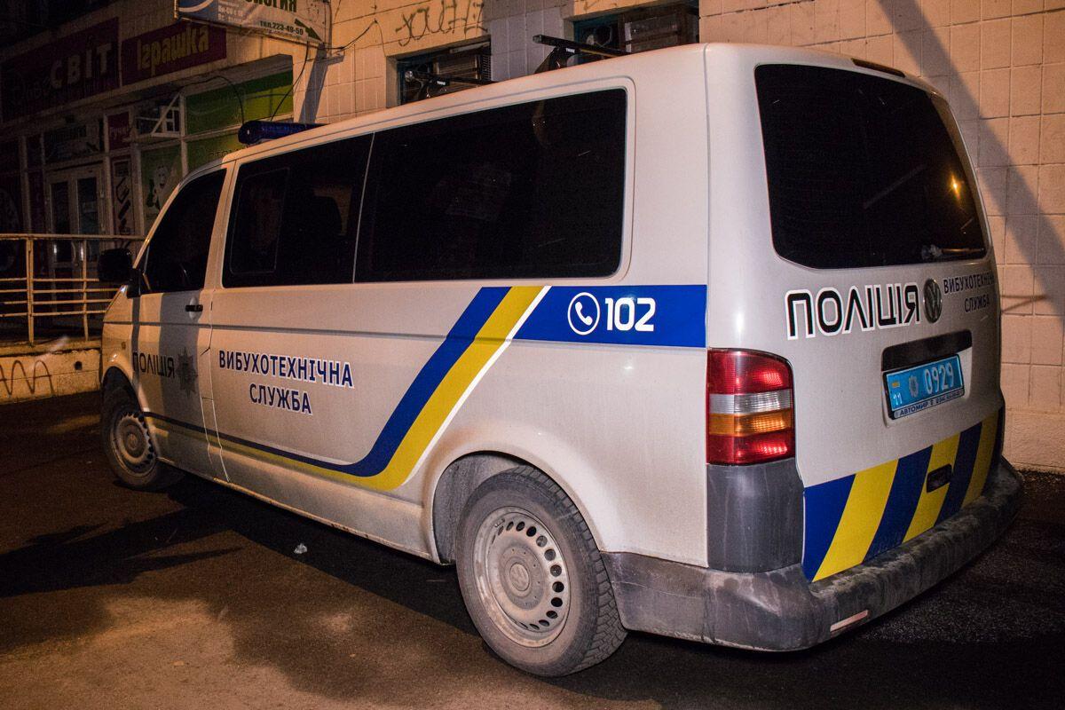 У Києві намагалися підірвати Range Rover