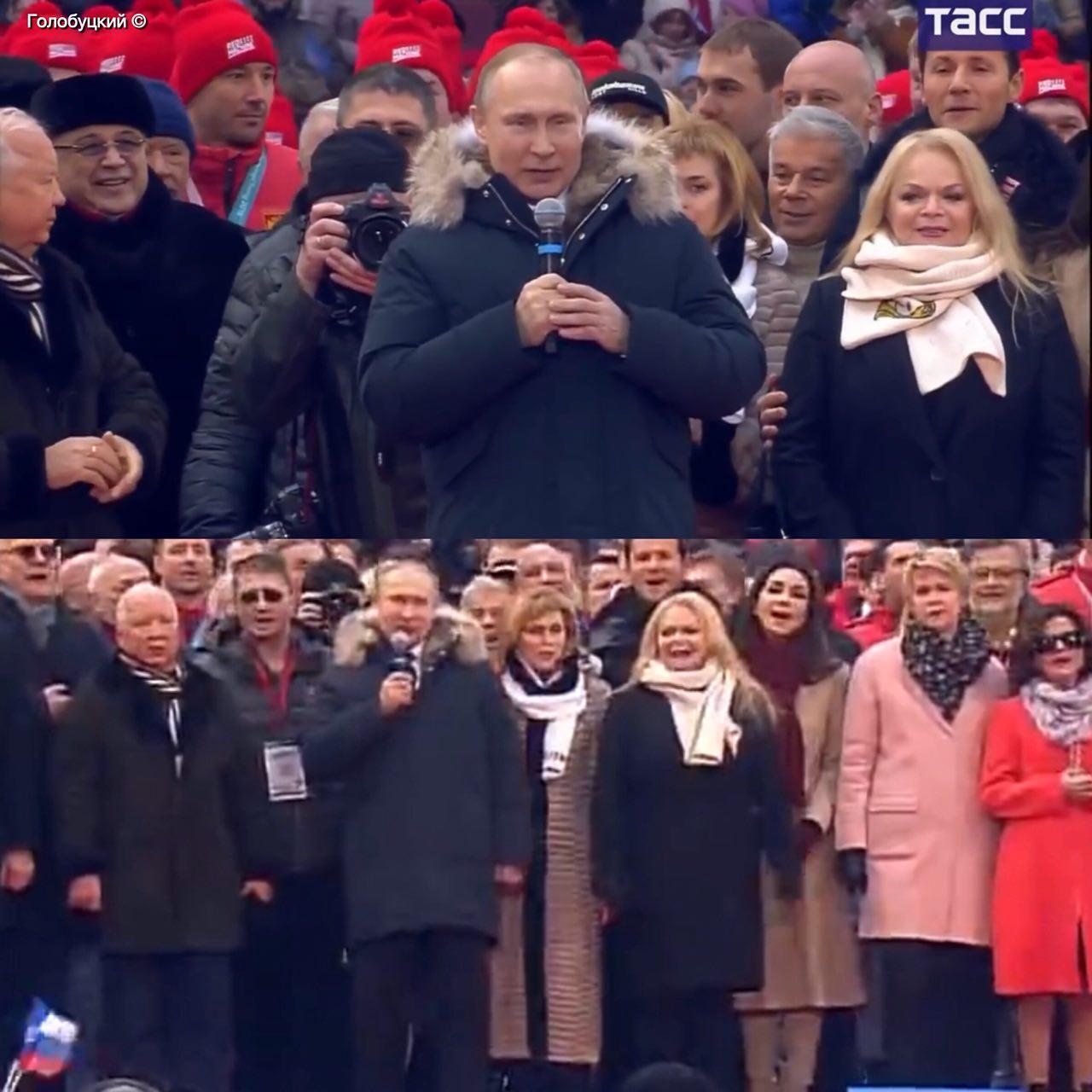Сумнівів більше нема. Путін доздихує, його роль грає клоун.