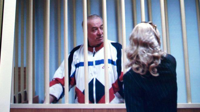 В Британии отравили российского шпиона-перебежчика