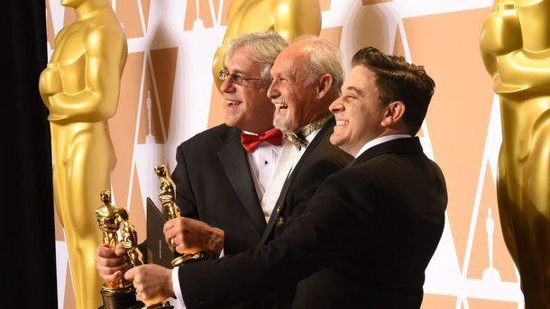 """""""Оскар-2018"""": названі переможці премії"""