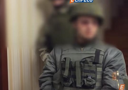 """""""Работаю снайпером"""": вероятные убийцы семьи кума Януковича засветились на """"Михомайдане"""""""
