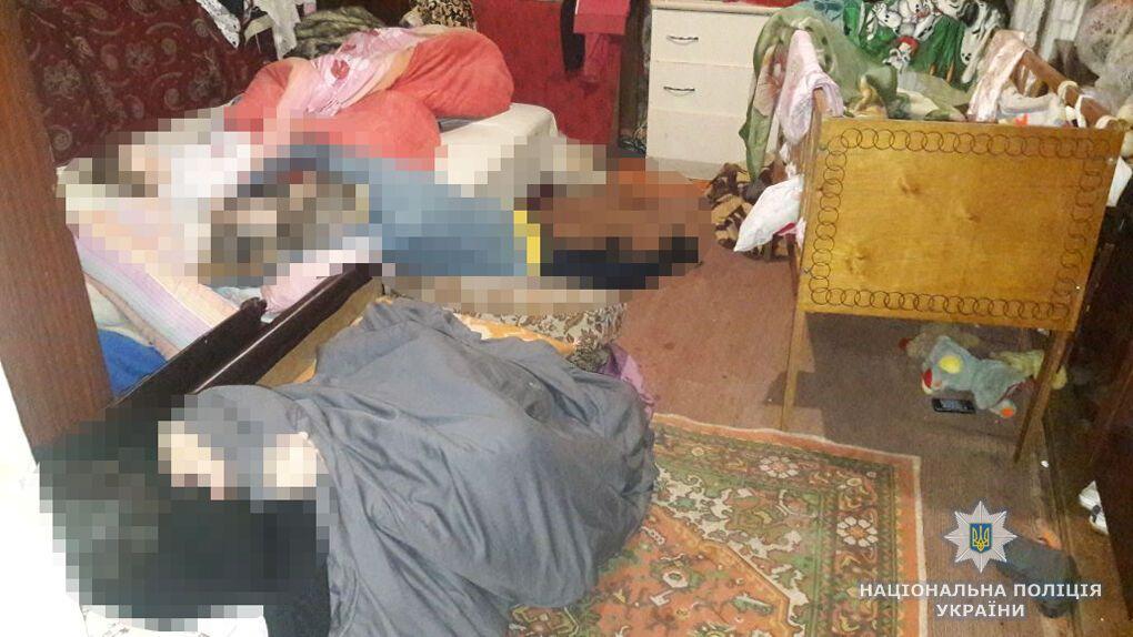 Жертвы трагедии в Бердичеве