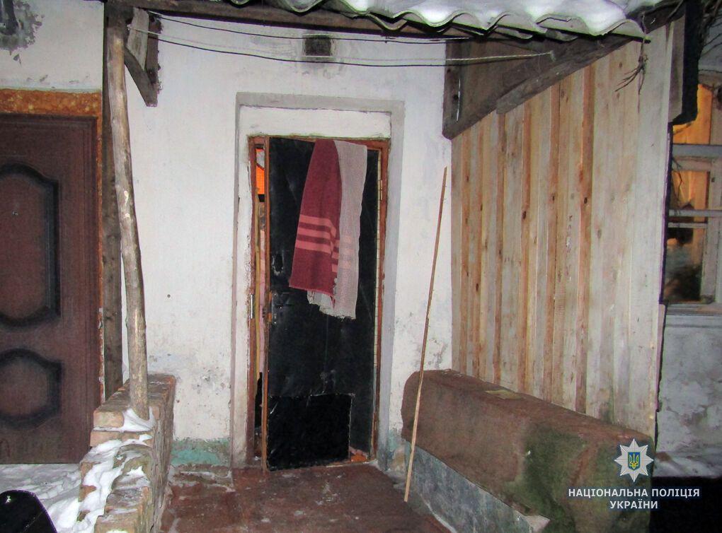 Дом, в котором произошла трагедия