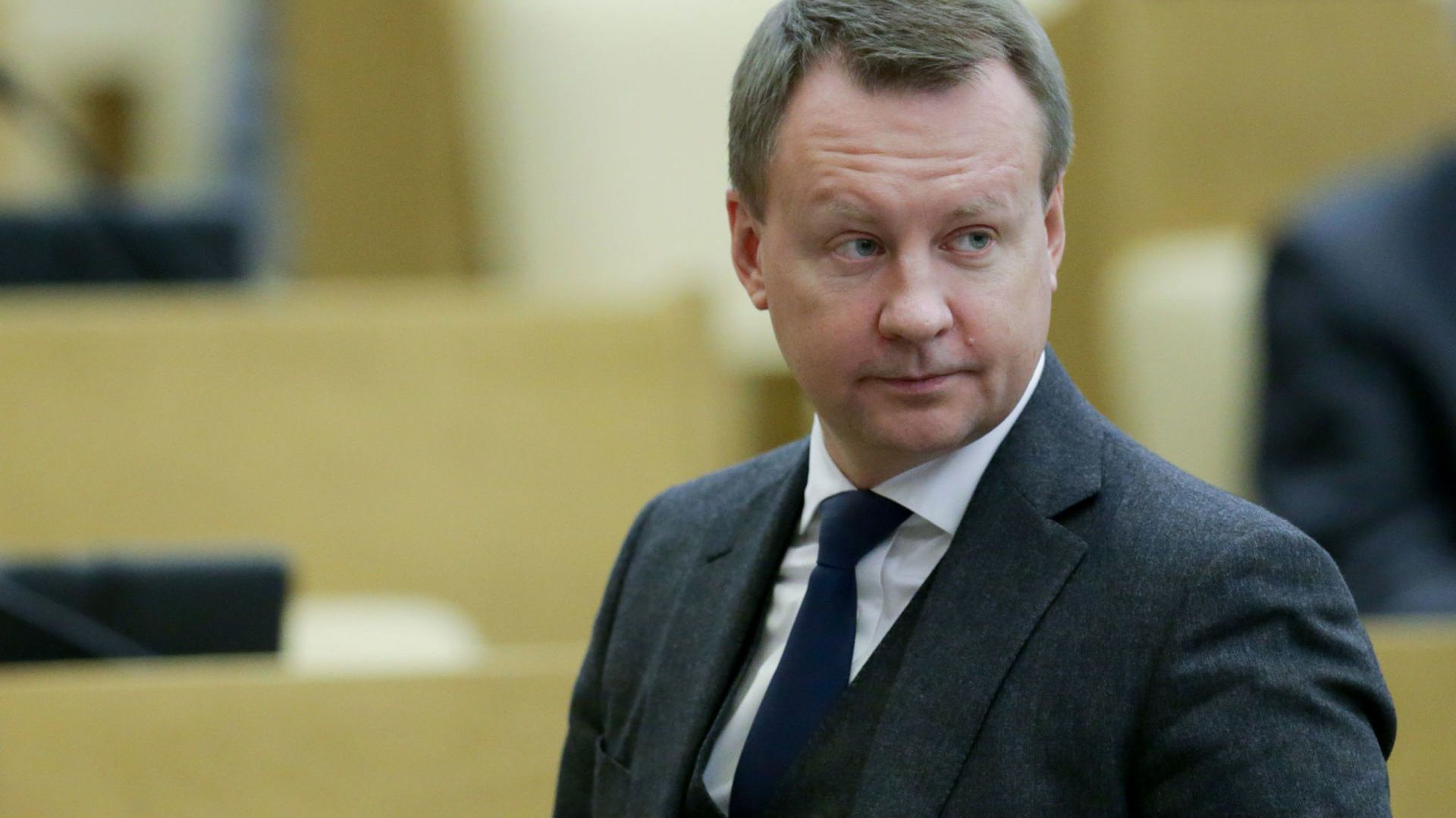 Екс-депутат Держдуми РФ Денис Вороненко