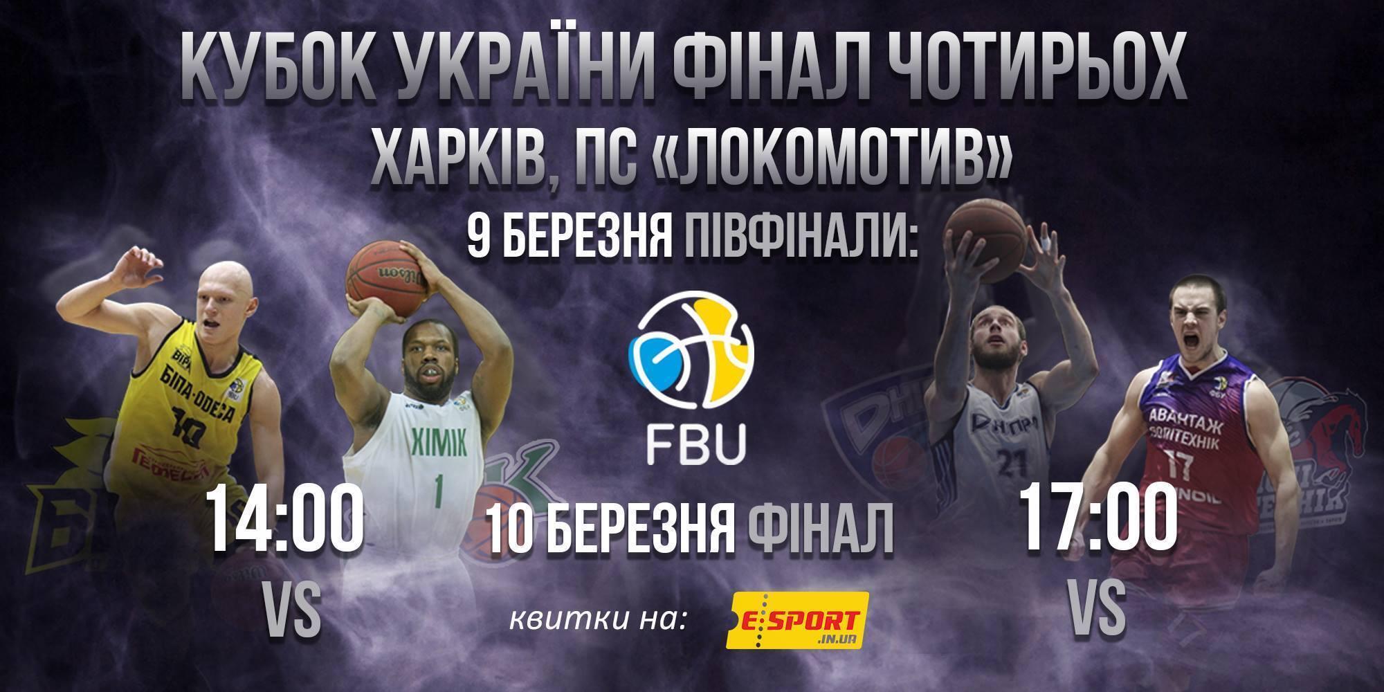 Битва за трофей: анонс Финала четырех КУ по баскетболу