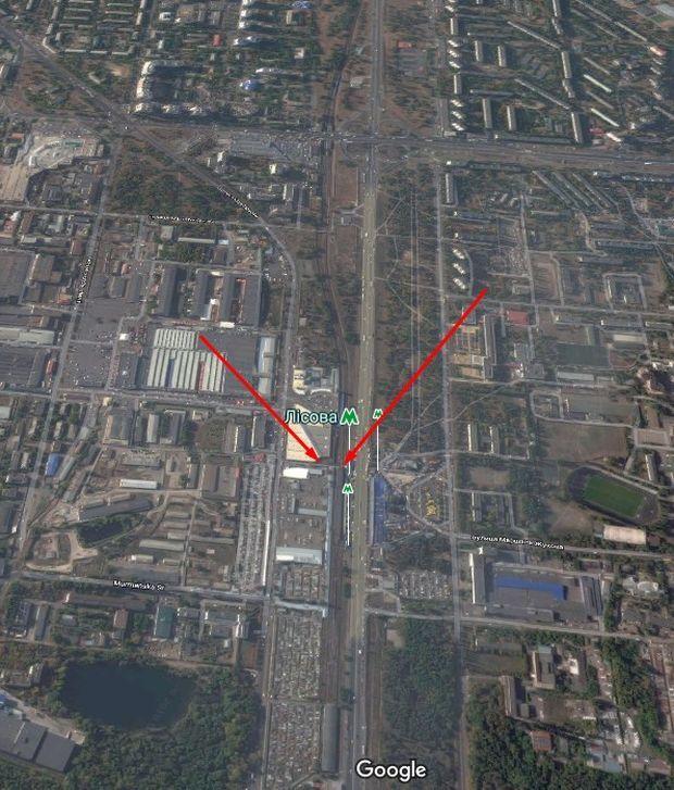 кого взорвали на Броварском проспекте в Киеве
