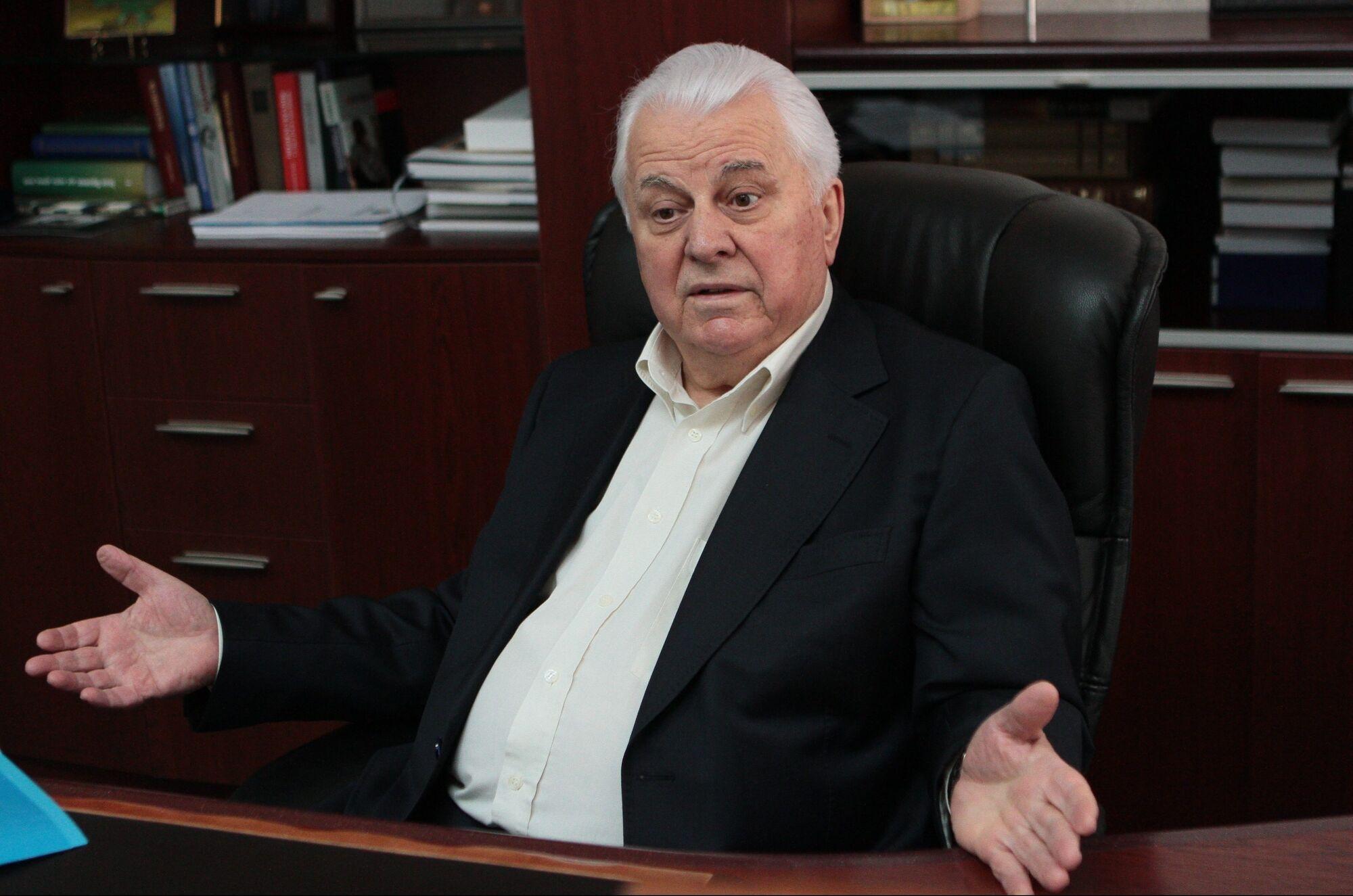 Вернуть Донбасс возможно, но есть лишь один путь – Кравчук