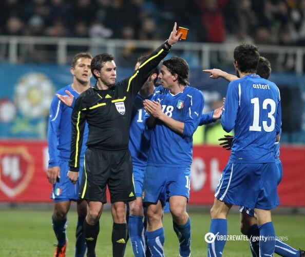 Начинал с Украины: в Италии простились с футболистом Астори