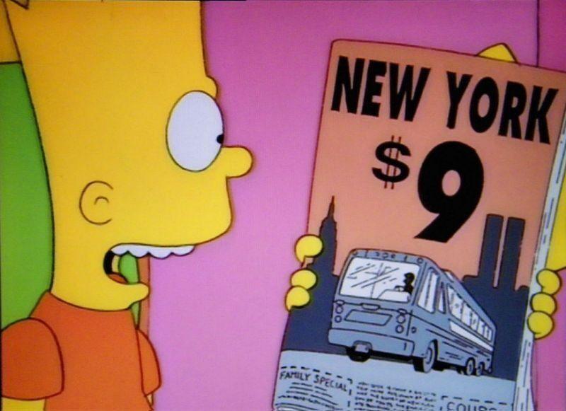 """Невероятно: 10 предсказаний """"Симпсонов"""", которые сбылись"""
