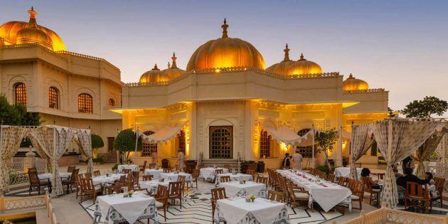 Где находятся лучшие отели мира