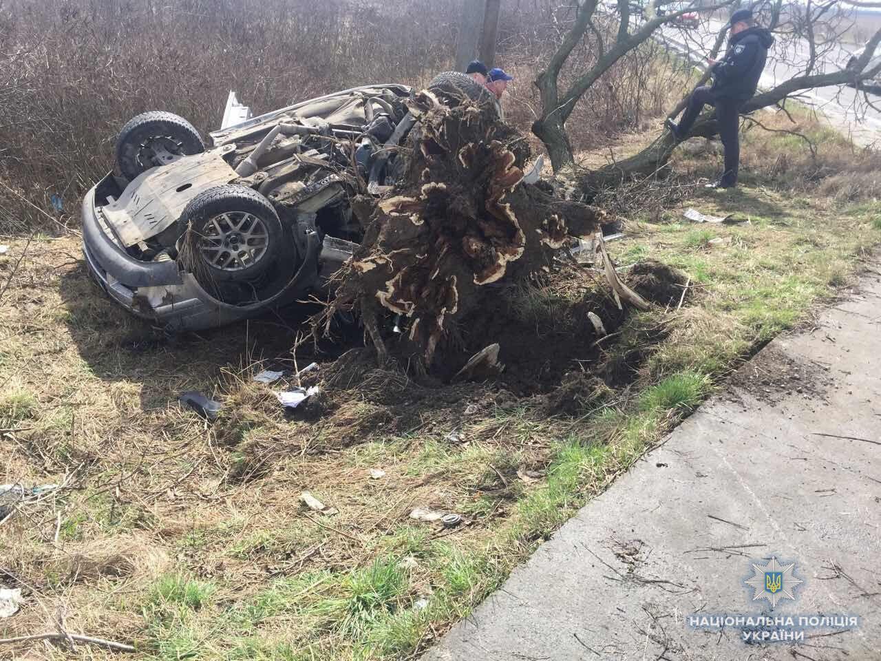 Купа металу і жертви: топ ДТП в Україні за добу