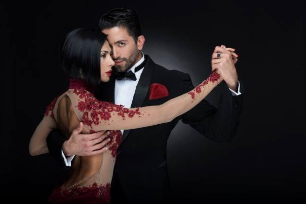 Запорожців навчать танцювати аргентинське танго