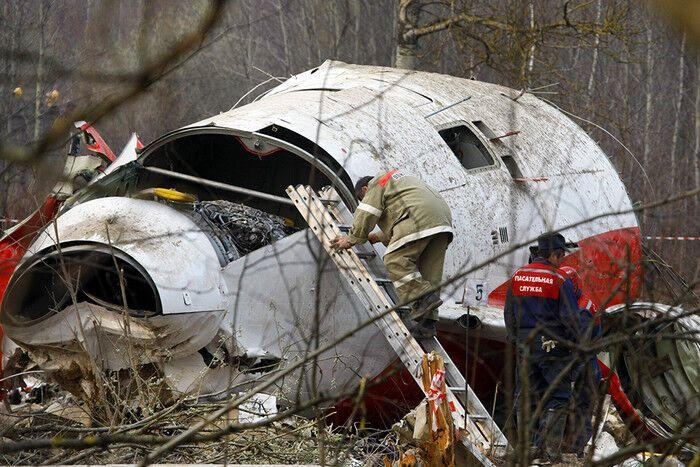 Смоленская трагедия: Польша назвала официальную причину гибели людей