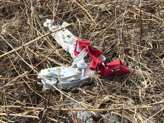 В РФ так и не убрали останки жертв Ан-148