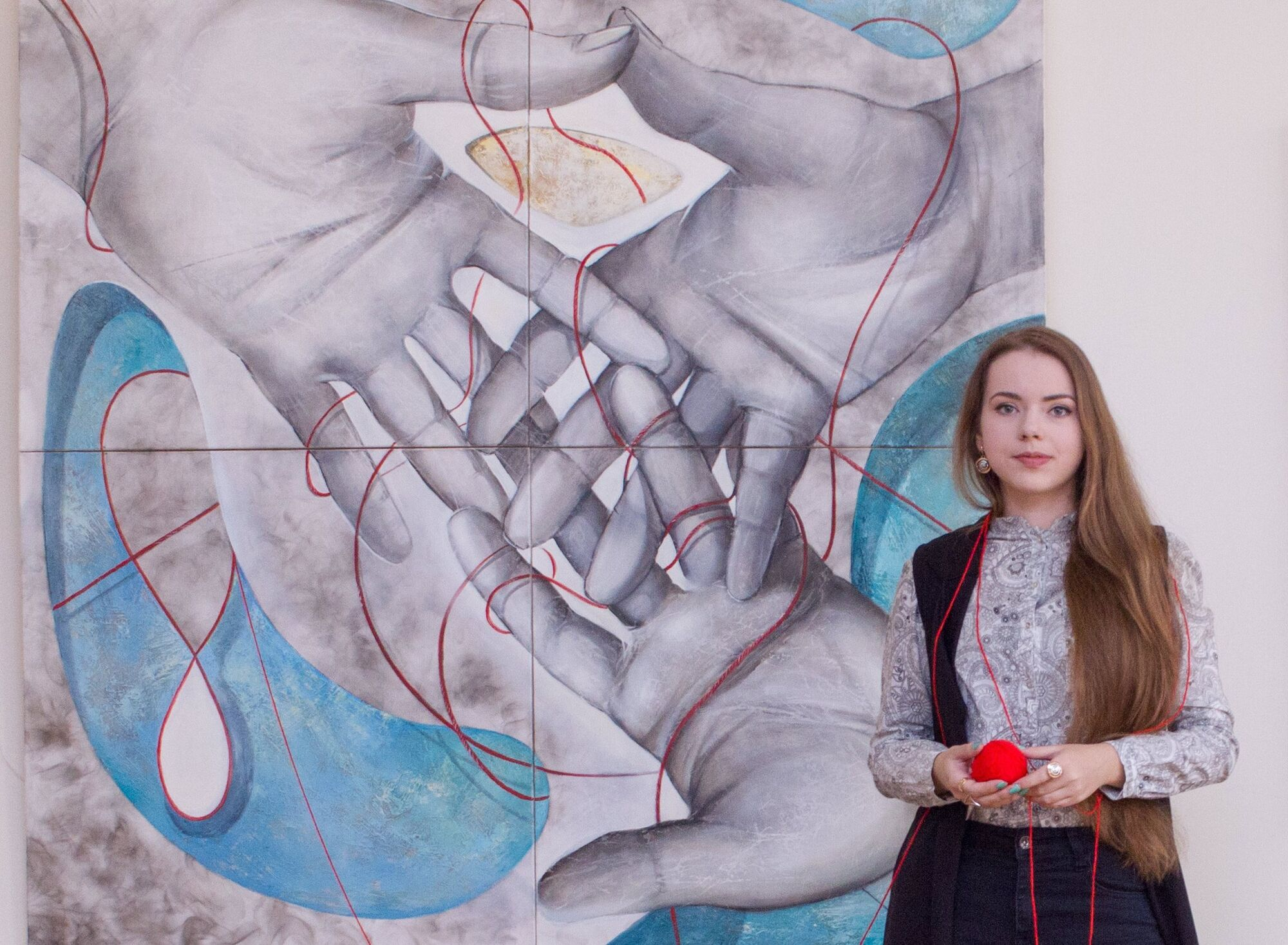 Творческие поиски Анастасии Худяковой, до 28.04