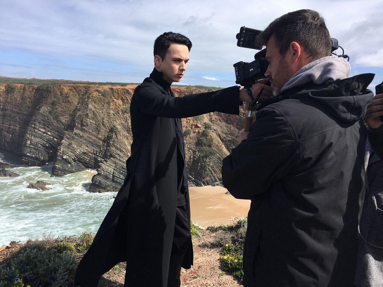 """Зйомки візитки для """"Євробачення-2018"""""""