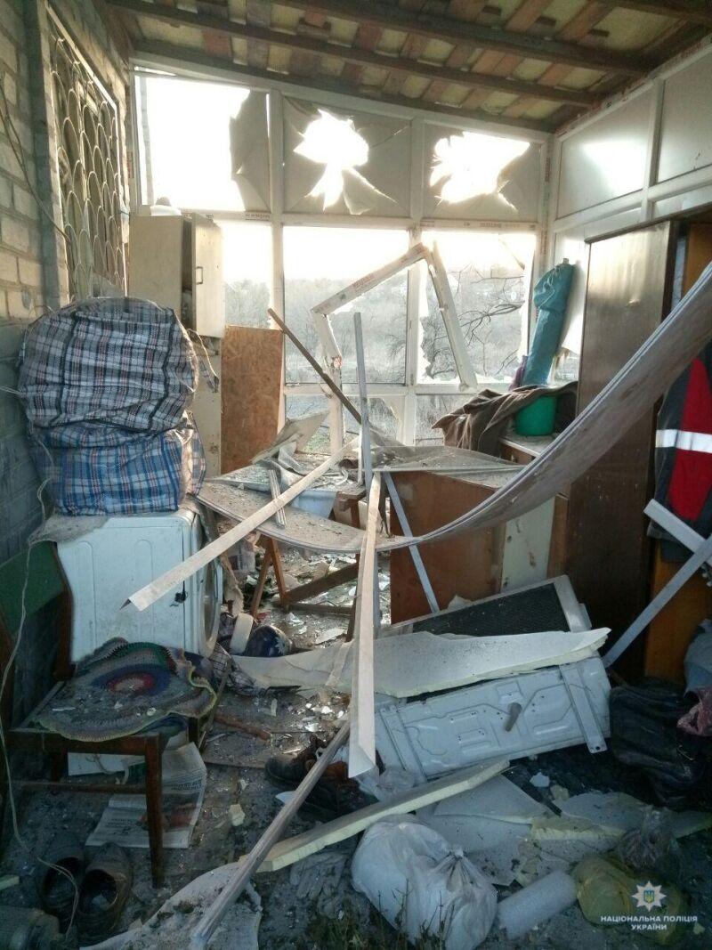 Терористи обстріляли Авдіївку: подробиці